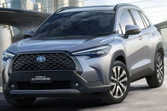 トヨタ「カローラクロス」日本向けは300万円前後から? TNGA採用の新型SUV