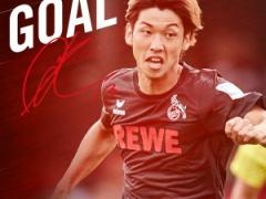 大迫勇也はケルン以外のチームなら余裕で2桁ゴール達成しそう