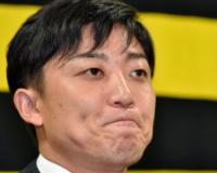 【阪神】高橋聡、1500万減の年俸5500万円でサイン 左肩不調で「すごく悔しい」