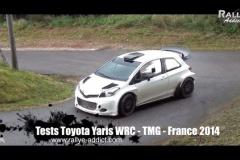 トヨタ、WRCに復帰 18年ぶり 「ヴィッツ」で参戦!