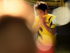 【動画/画像】ゴール後の香川真司の表情がやっぱりちょっと切なそう・・・