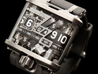 この腕時計格好良しぎwwwwwwwww (※画像あり)