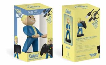 ケーブルガイズ「Fallout Vault Boy」の国内正規品が予約受付中