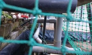 凍結注意 水道管は「縦に割れる」