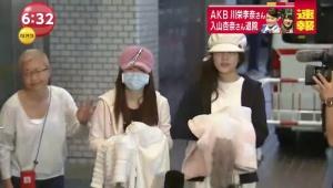 【速報】AKB48川栄李奈 入山杏奈が退院