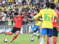 韓国代表のFFIFAランキングが下がり続けている件!