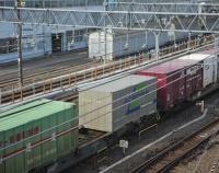 『1月下旬 大宮駅と東十条駅で出会った電車とコンテナとストラクチャー』の画像