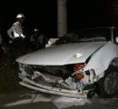 充電接続中に車暴走、1人死亡 八戸の商業施設