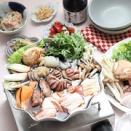 鶏すきと居酒屋料理の日