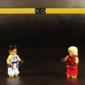 LEGOで「STREET FIGHTER �」を作ってみました。