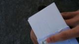 【画像】五年前の俺から手紙が届いたwwwwwww