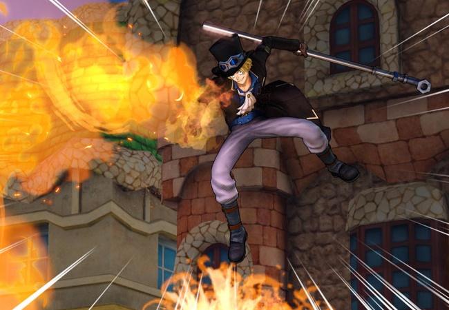 【ワンピース海賊無双3】サボのプレイ動画が公開!
