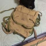 『日本陸軍:九九式背嚢(レプリカ)』の画像