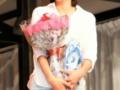 夏菜、NHK連続テレビ小説「純と愛」クランクアップに涙 脚本家・遊川和彦氏「本当に大変だったと思う。70%は俺のせい」