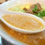 「ラーメンのスープは残せ。」 腎臓病対策だ!