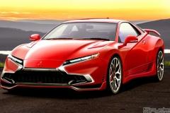 三菱 GTO が フェアレディZ との兄弟車として復活!?