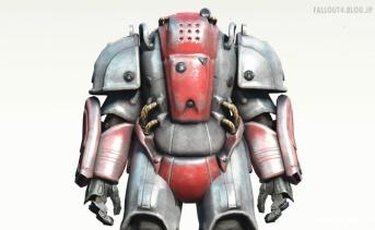 150's Institute Power Armor HD Retexture