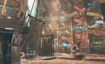 「Wastelanders(ウェイストランダーズ)」新情報:ワトガの地下駐車場の詳細が公開