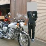 CB750Four&CL250 レストア日記 アラ還ライダーの備忘録