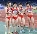 女子リレーの中国チームに男が紛れている!? 東京オリンピックにも出場か