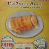 『(番外編)宇都宮餃子祭り2009が11月7・8日(土日)に開催』の画像