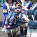 2001年 横浜開港記念みなと祭 国際仮装行列 第49回 ザ よこはまパレード その13(民族衣装編)