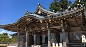 歴史ある秋葉山本宮秋葉神社には国宝の刀剣が!