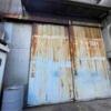 M様工場鉄骨、扉塗り替え