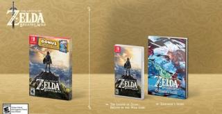 米任天堂、『マリオオデッセイ』『スプラトゥーン2』『ゼルダの伝説BotW』のスターターパックが発売決定!