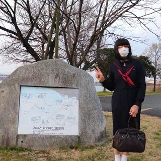 嘉菜(KANA)のセーラー服お出かけ!ブログ☆