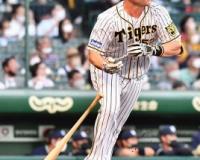 今季初4番阪神サンズ、怒濤の6連打目 得点圏打率は3割5分1厘に