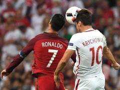 <EURO2016準々決勝>【 ポーランド×ポルトガル 】後半終了!両チーム得点なく1-1のまま延長戦へ!