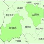 岐阜県の「飛び地」がアタマおかしすぎるwwlwwlwl