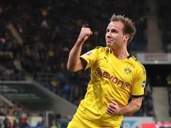【公式発表】ドルトムント退団のゲッツェさん、PSV移籍www