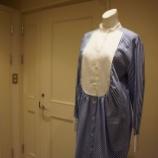 『MSGM(エムエスジーエム)ラウンドヨークストライプドレスシャツ』の画像