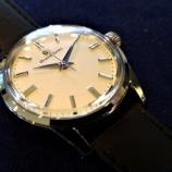 『究極のシンプル時計、グランドセイコー「SBGW231」』の画像