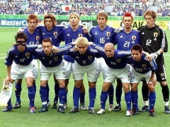 【 画像 】2002年W杯サッカー日本代表のメンバー
