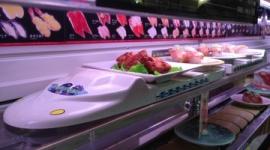 かっぱ寿司「新幹線渋滞」で業績急ブレーキ 回転寿司「注文派」増加で