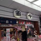 『日経のどら焼きランキング第1位の店(亀十@浅草)』の画像