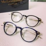 『Mr.Gentleman Eyewear×Wei WHEEL』の画像