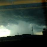 『【乃木坂46】ファンが撮影した福岡の気象写真が恐ろしすぎる・・・』の画像