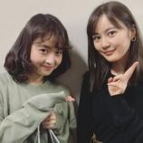『生田絵梨花&伊藤万理華の2ショットがきましたよ! いい写真ですね!【乃木坂46】』の画像