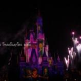 『35周年のナイトタイムスペクタキュラーCelebrate!Tokyo Disneyland、今後のプロジェクションマッピングを分析!』の画像