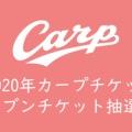 【2020年カープチケットを取る】セブンチケット抽選販売の大反省会