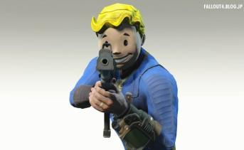 Fallout4 タクティカル・アニメーション