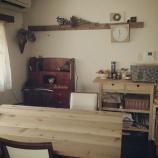 『カフェ風インテリアのコーディネート集(ブログ リビング キッチン 手作り作り方 1/3』の画像