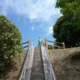 『東郷平八郎像と鹿児島駅俯瞰』の画像
