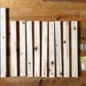 ☆隙間家具はDIYにおまかせ!キッチンの隙間にぴったりでゴミ箱も隠せる棚を作ろう!☆