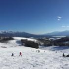 『車山高原スキー場☆美しい夕焼け♪』の画像