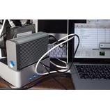 『各論:USB3.0の外付けHDDを使う。玄人志向 玄立 KURO-DACHI / CLONE / U3の場合。【「Macを買ったらすぐにすることは何ですか」という質問に答える。】』の画像